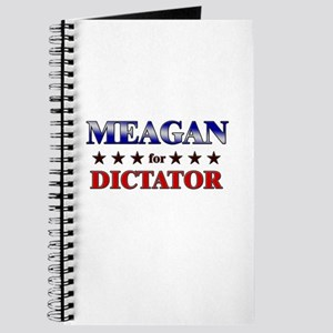 MEAGAN for dictator Journal