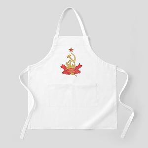 Vintage Soviet BBQ Apron