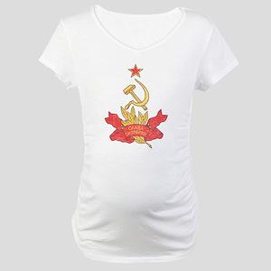 Vintage Soviet Maternity T-Shirt
