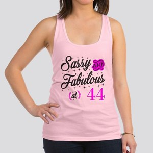 SASSY AND FABULOUS AT 44 YEARS OLD Tank Top