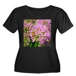 Bee on summer Milkweed Plus Size T-Shirt