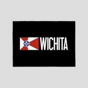 Wichita: Wichitan Flag & Wichita 5'x7'Area Rug