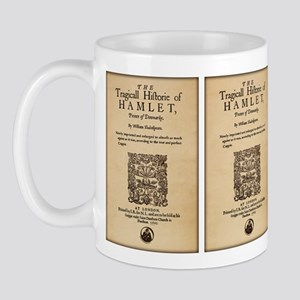 Hamlet Quarto (1605) Mug