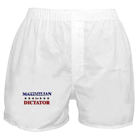 MAXIMILIAN for dictator Boxer Shorts