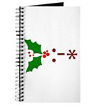 Kiss Emoticon - Mistletoe Journal
