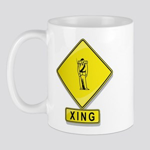 Civil War Reenactor XING Mug