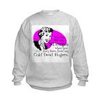 Cold Dead Fingers Kids Sweatshirt