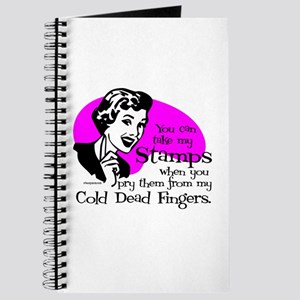 Cold Dead Fingers Journal