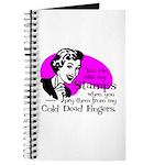 Cold Dead Fingers Journal