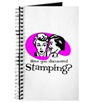 Discovered Stamping Journal
