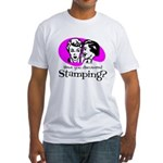 Discovered Stamping Fitted T-Shirt