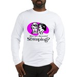 Discovered Stamping Long Sleeve T-Shirt
