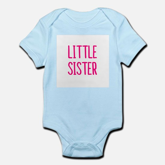 Little Sister Body Suit Body Suit