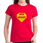 Super Advocate Women's Dark T-Shirt
