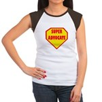 Super Advocate Women's Cap Sleeve T-Shirt