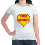 Super Advocate Jr. Ringer T-Shirt