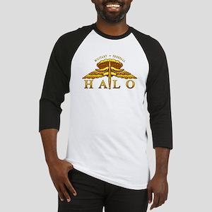 Golden Halo Badge Baseball Jersey