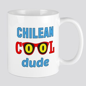Chilean Cool Dude 11 oz Ceramic Mug