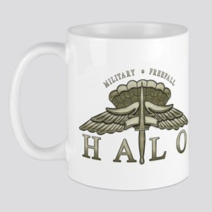 Halo Badge Mug