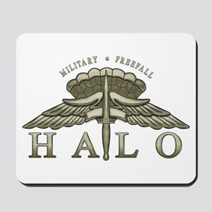 Halo Badge Mousepad