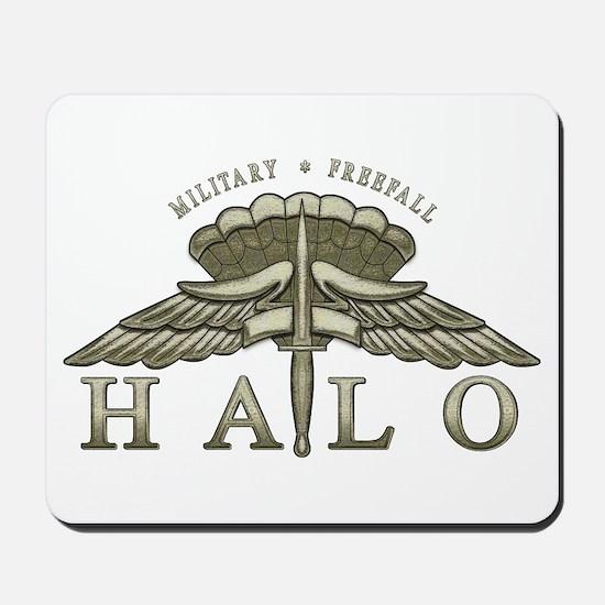 Halo Badge Mousepad