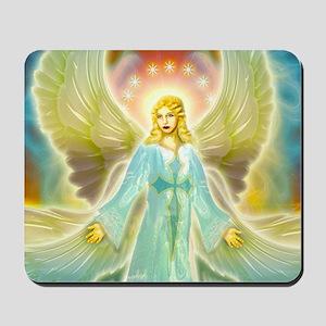 heavenly angel Mousepad