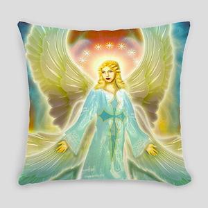 heavenly angel Everyday Pillow