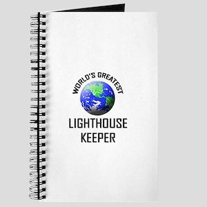 World's Greatest LIGHTHOUSE KEEPER Journal