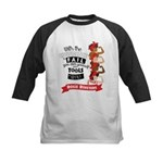 Confidence To Try Kids Baseball Jersey
