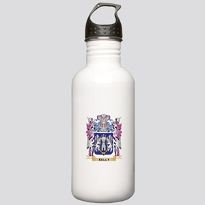 Kelly Coat of Arms - F Stainless Water Bottle 1.0L