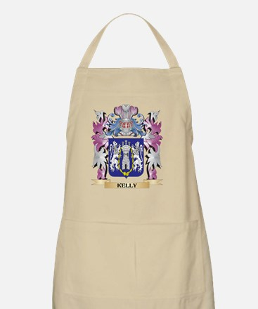 Kelly Coat of Arms - Family Crest Apron