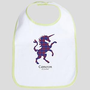 Unicorn-Cameron of Lochiel Bib