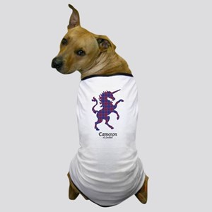 Unicorn-Cameron of Lochiel Dog T-Shirt