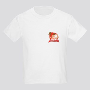 Confidence To Try Kids T-Shirt