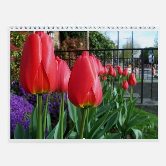 Nature's Ways Wall Calendar