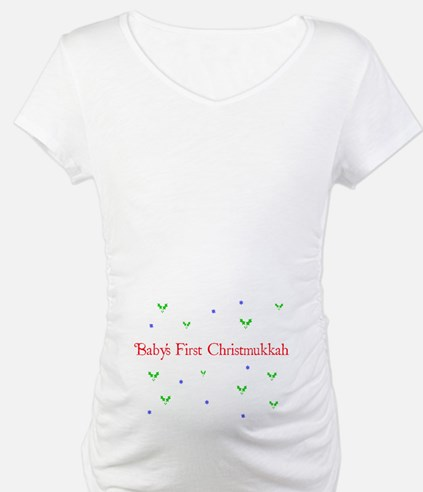Baby's First Chrismukkah Shirt
