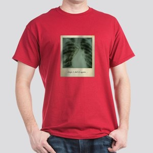 ops condom Dark T-Shirt