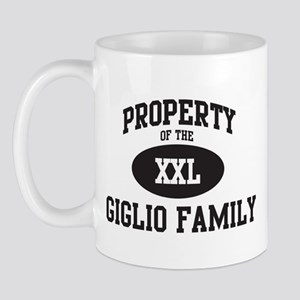 Property of Giglio Family Mug