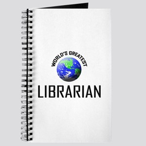 World's Greatest LIBRARIAN Journal
