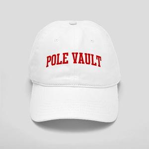 Pole Vault (red curve) Cap