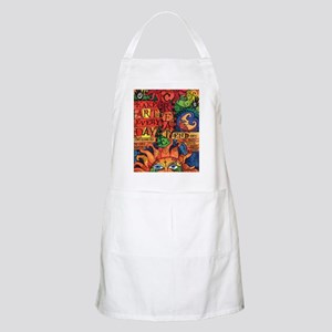 Inspirational Create Art Every Day Apron