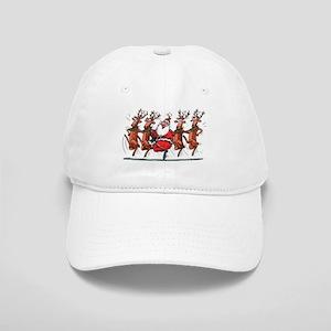 Dancing Santa Cap