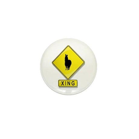 Alpaca XING Mini Button