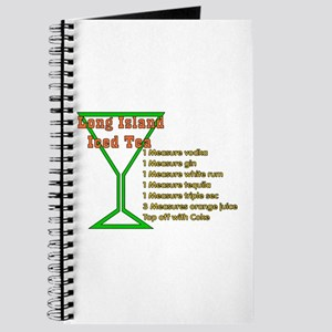 Long Island Iced Tea Journal
