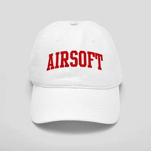Airsoft (red curve) Cap