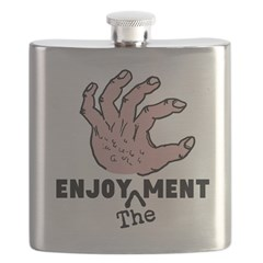 ENJOY the MENT Flask