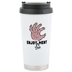 ENJOY the MENT Travel Mug