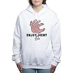 ENJOY the MENT Women's Hooded Sweatshirt