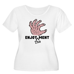ENJOY the MENT Plus Size T-Shirt