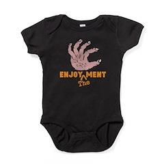 Enjoy the Ments Baby Bodysuit